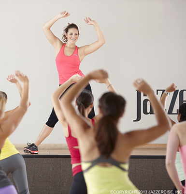 50% Off One Month of Jazzercise Classes