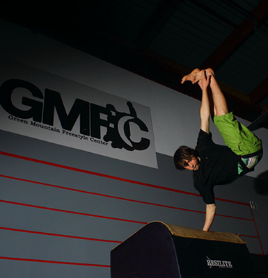 Freestyle Trampoline Training for Athletes & Adventurers