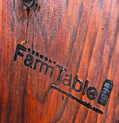 Pay $20 for $40 at Vermont Farm Table