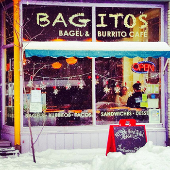 Pay $8 for $16 at Bagitos!