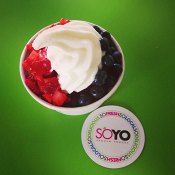 Pay $10 for $20 at SoYo (Arrives as four $5 vouchers!)