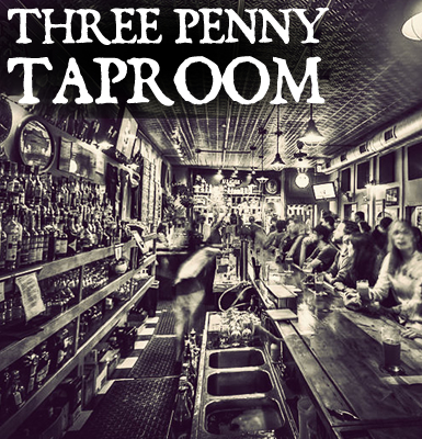 Pay $6 for $12 for Lunch at Three Penny Taproom