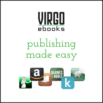 Pay $150 to be Published with Virgo E-Books ($499 value)