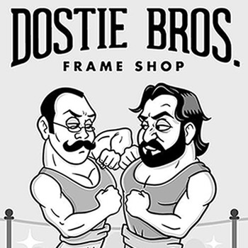 Pay $40 for $100 in custom framing at Dostie Bros. Frame Shop